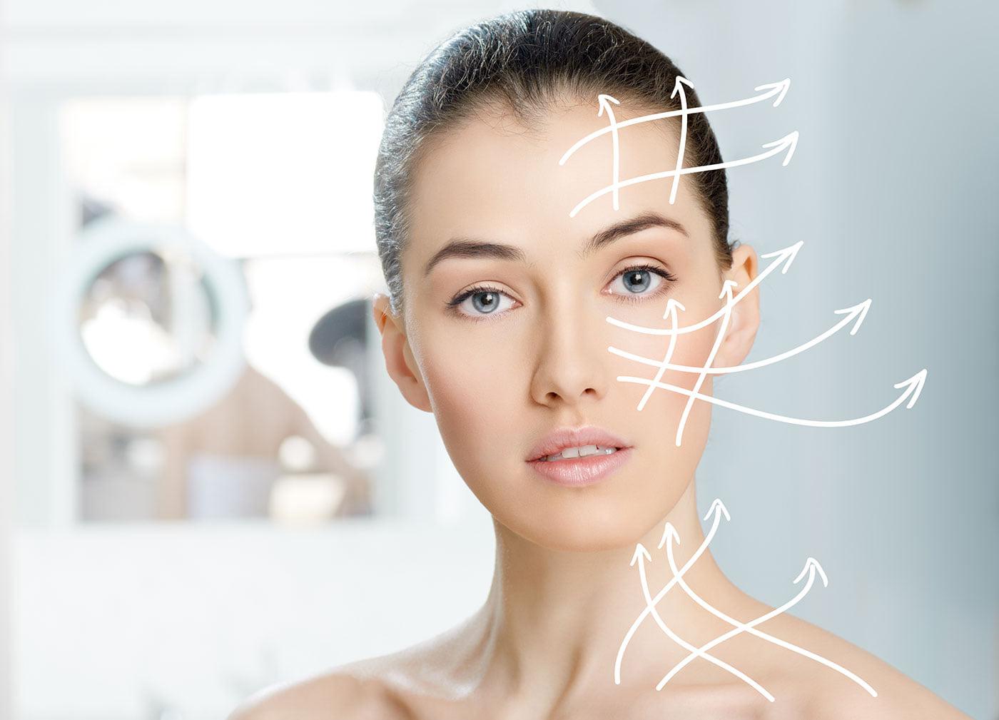 Biorivitalizzazione viso, un innovativo trattamento antiage